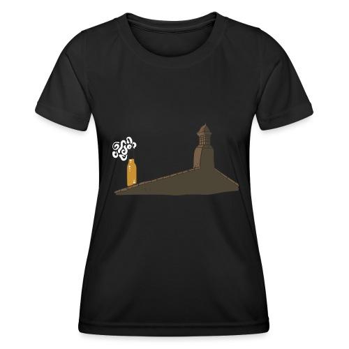 Habemus Beer Hoodies - Frauen Funktions-T-Shirt