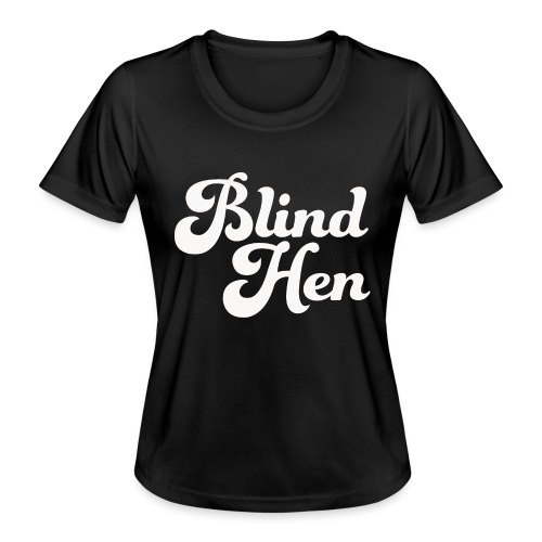 Blind Hen - Cap - Women's Functional T-Shirt