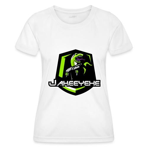JakeeYeXe Badge - Women's Functional T-Shirt