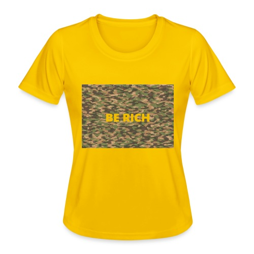 ARMY TINT - Functioneel T-shirt voor vrouwen