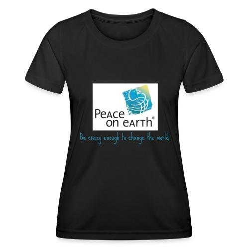 becrazy1 - Frauen Funktions-T-Shirt