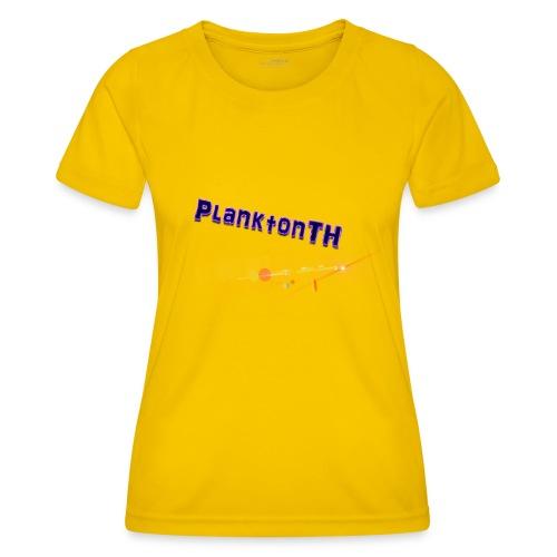 PlanktonTH, Lens Flare - Naisten tekninen t-paita