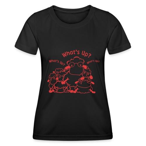 yendasheeps - Functioneel T-shirt voor vrouwen
