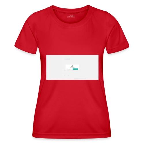 dialog - Women's Functional T-Shirt