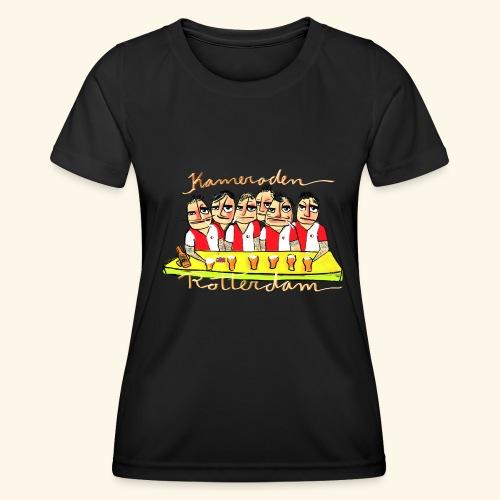 Kameraden Feyenoord - Functioneel T-shirt voor vrouwen