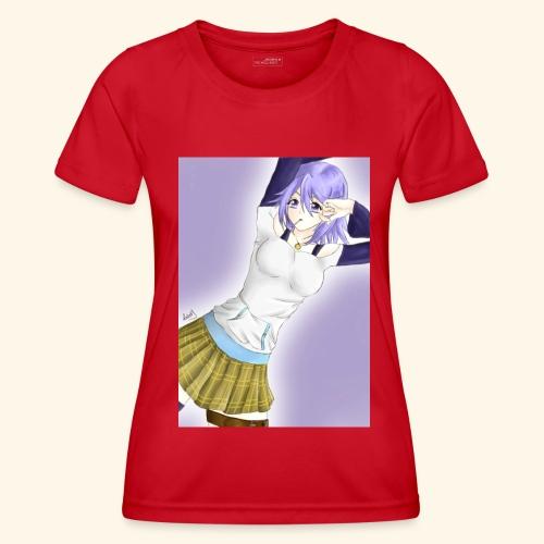 Mizore Shirayuki - Women's Functional T-Shirt