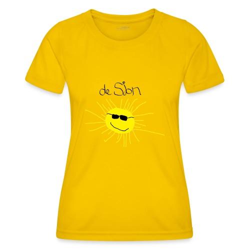 De Sjon - Functioneel T-shirt voor vrouwen