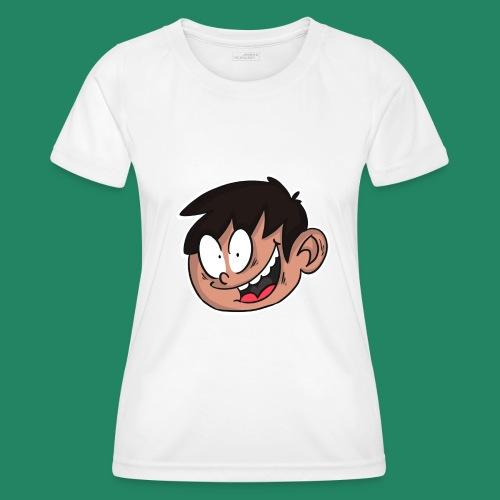 Comic Head - T-shirt sport Femme