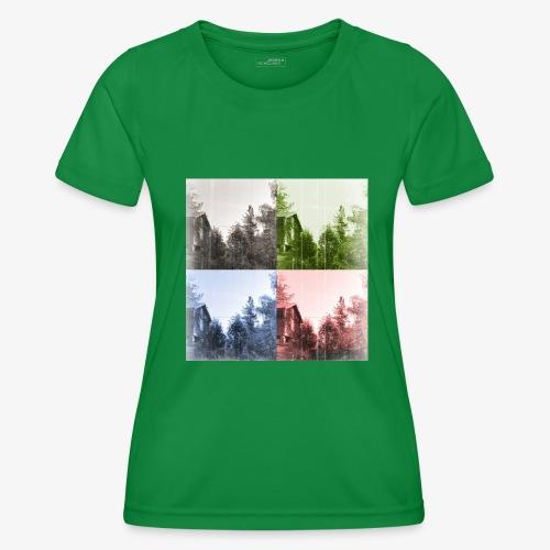 Torppa - Naisten tekninen t-paita