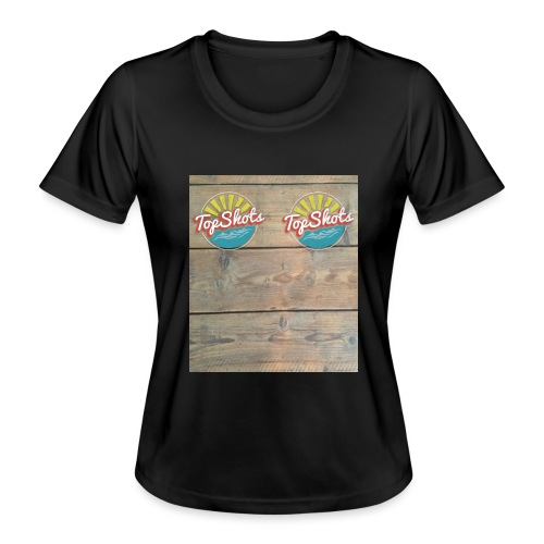 TenSlippers - Functioneel T-shirt voor vrouwen