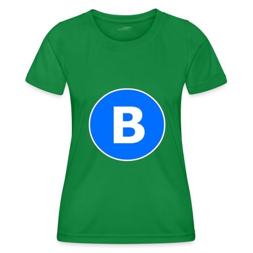 BluePrison - Funktionsshirt til damer