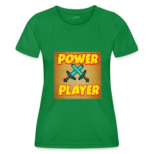 NUOVA LINEA POWER PLAYER - Maglietta sportiva per donna