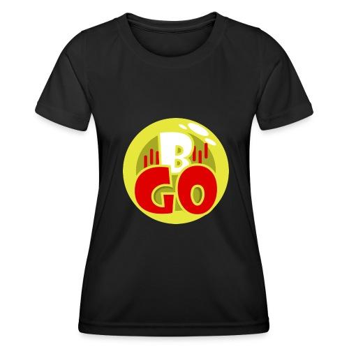 Bovago - Functioneel T-shirt voor vrouwen