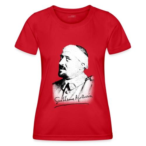 Débardeur Femme - Guillaume Apollinaire - T-shirt sport Femme