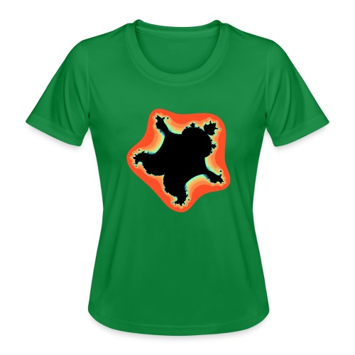 Burn Burn Quintic - Women's Functional T-Shirt