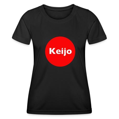 Keijo-Spot - Naisten tekninen t-paita