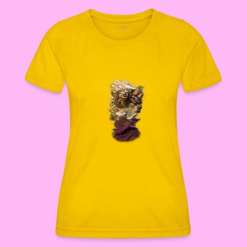 migraine - Naisten tekninen t-paita