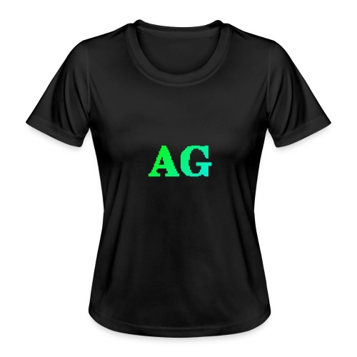 ATG Games logo - Naisten tekninen t-paita
