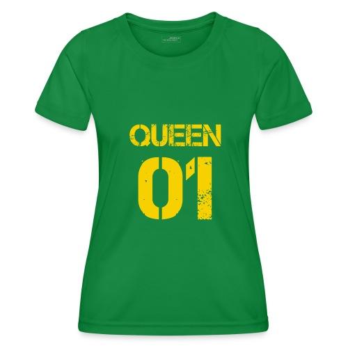 Queen - Funkcjonalna koszulka damska