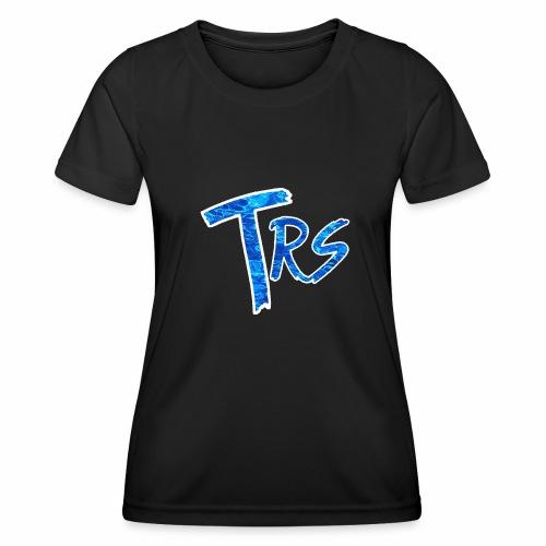 Logo - Maglietta sportiva per donna