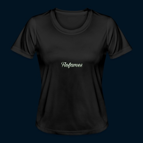 camicia di flofames - Maglietta sportiva per donna