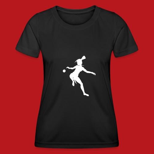 Joueur d'Ulama - T-shirt sport Femme