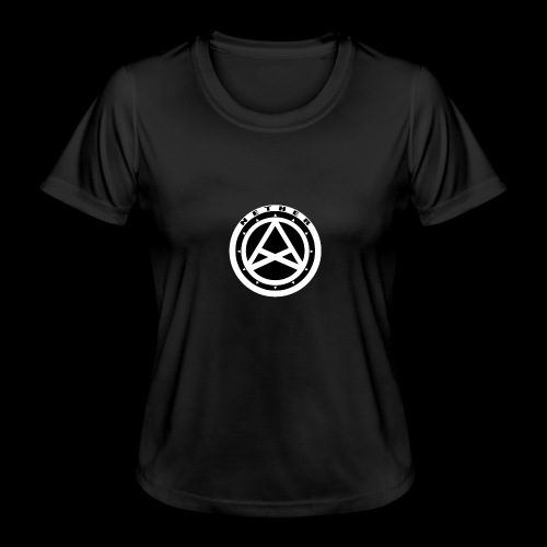 Nether Crew Black\White T-shirt - Maglietta sportiva per donna