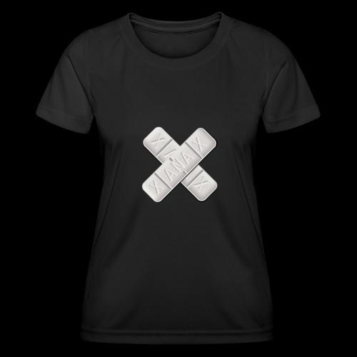 Xanax X Logo - Frauen Funktions-T-Shirt