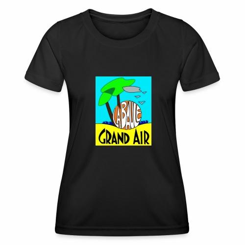 Grand-Air - T-shirt sport Femme