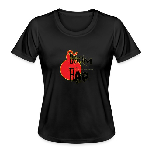 Boom Bap - Women's Functional T-Shirt