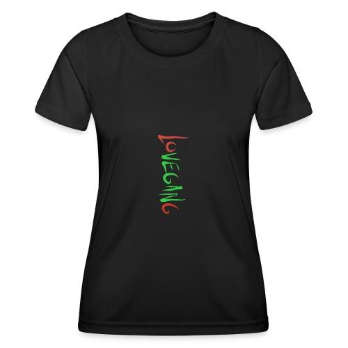 Lovegang - Naisten tekninen t-paita