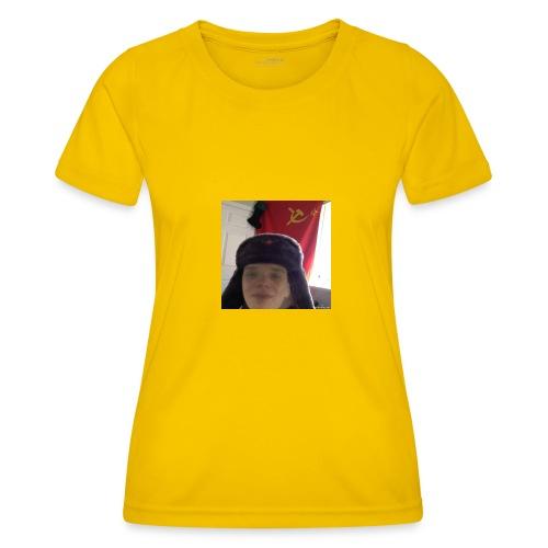 Kommunisti Saska - Naisten tekninen t-paita