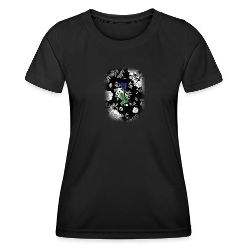 Forsaken Rose - Women's Functional T-Shirt