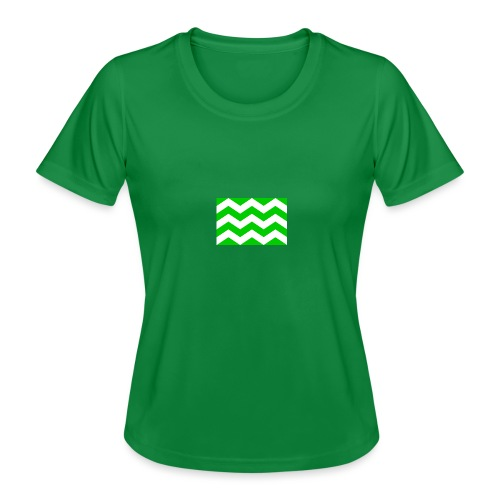 Vlag westland kassen - Functioneel T-shirt voor vrouwen