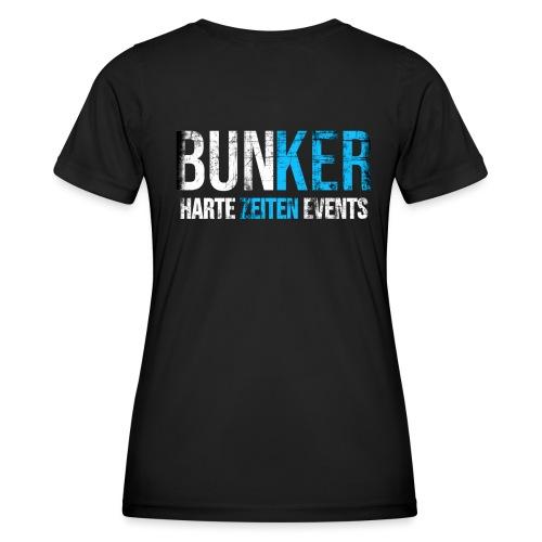 Bunker & Harte Zeiten Supporter - Frauen Funktions-T-Shirt