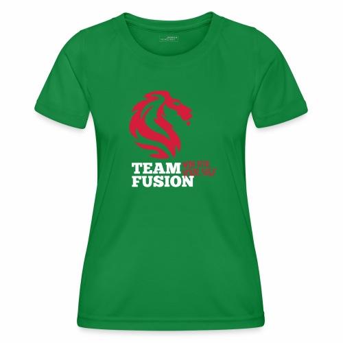 Team Mosso - Maglietta sportiva per donna