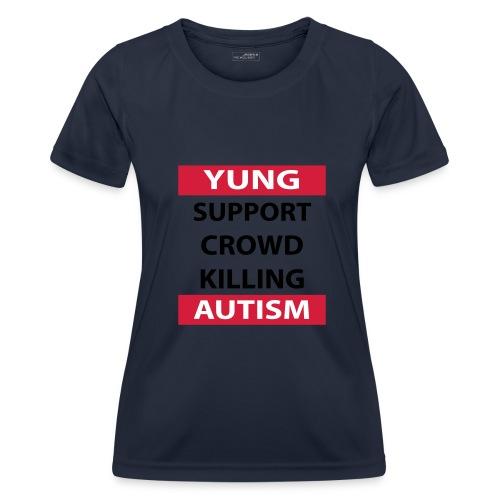 Crowdkill - Functioneel T-shirt voor vrouwen