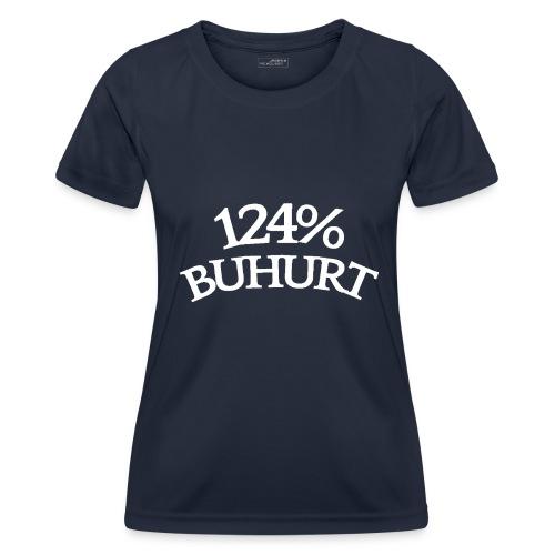 124 - Naisten tekninen t-paita