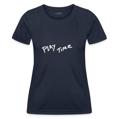 Play Time Tshirt - Women's Functional T-Shirt