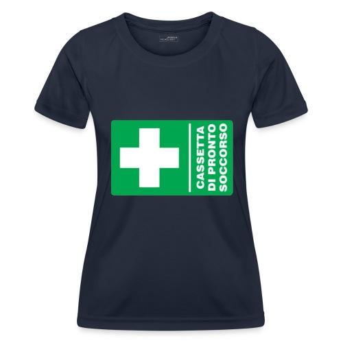 cartello png - Maglietta sportiva per donna