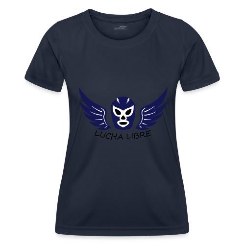 Lucha Libre - T-shirt sport Femme