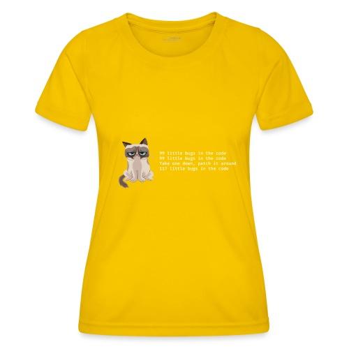 99bugs - white - Functioneel T-shirt voor vrouwen