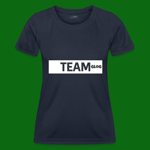 Team Glog - Women's Functional T-Shirt
