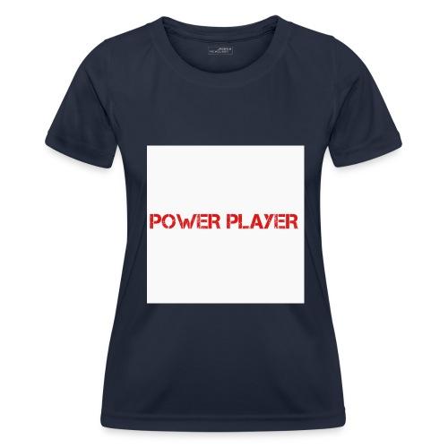 Linea power player - Maglietta sportiva per donna