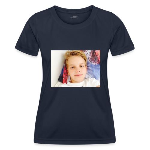 first design - Funktionsshirt til damer