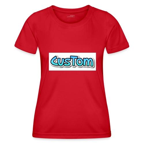 CusTom NORMAL - Functioneel T-shirt voor vrouwen