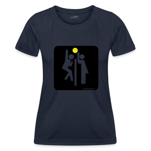 Toilet Volley - Maglietta sportiva per donna
