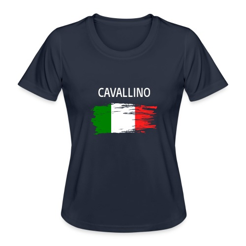 Cavallino Fanprodukte - Frauen Funktions-T-Shirt