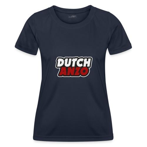 dutchanzo - Functioneel T-shirt voor vrouwen