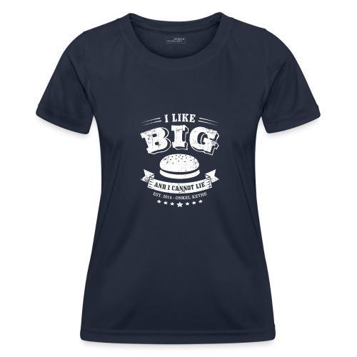 I Like Big Buns Shirt - Frauen Funktions-T-Shirt